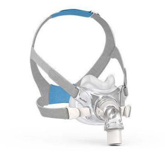 Masque facial AirFit F30 côté